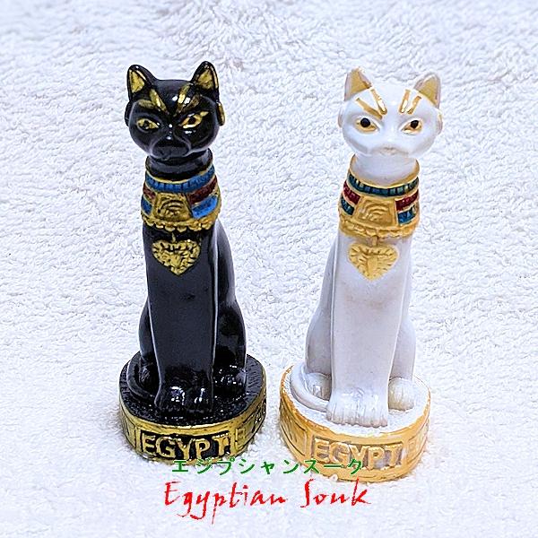 エジプト猫バステト