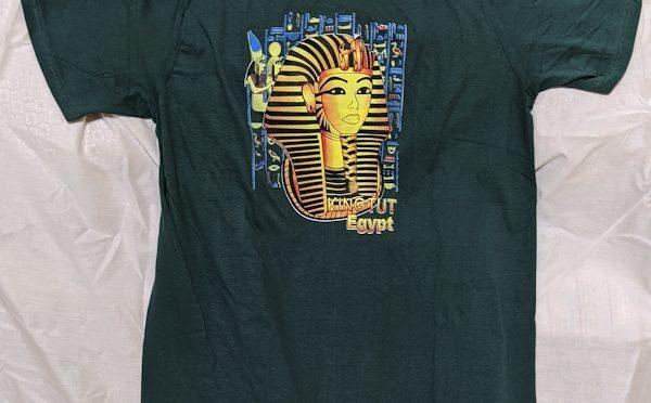 おうちにこもってmyエジプト!Tシャツとか編
